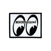 MOON Equipped Vintage Patch Small