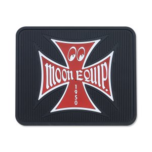 Photo2: MOON Equipped Iron Cross Utility Mat