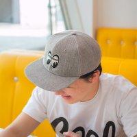 MOON Equipped Flat Hat Visor Cap