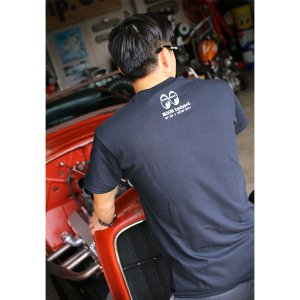 Photo2: MOON Equipped Fabric Pocket T-Shirt