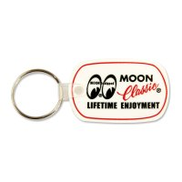 MOON Classic Rubber Key Ring