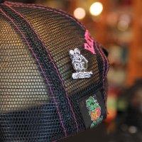 Rat Fink Hat Pin Black