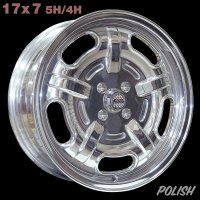 Speed Master Wheel 17x7 5H/4H  (Polish)