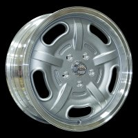 Speed Master Wheel 17x7 5x100 (Mag Gray)