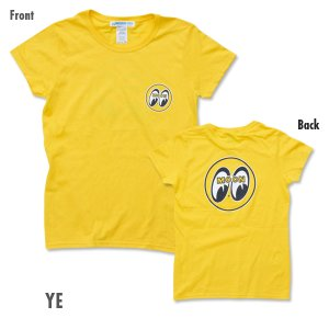 Photo2: MOON EYEBALL Ladies T-Shirt