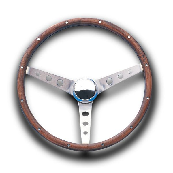 grant classic ford model wood steering wheel 37cm. Black Bedroom Furniture Sets. Home Design Ideas