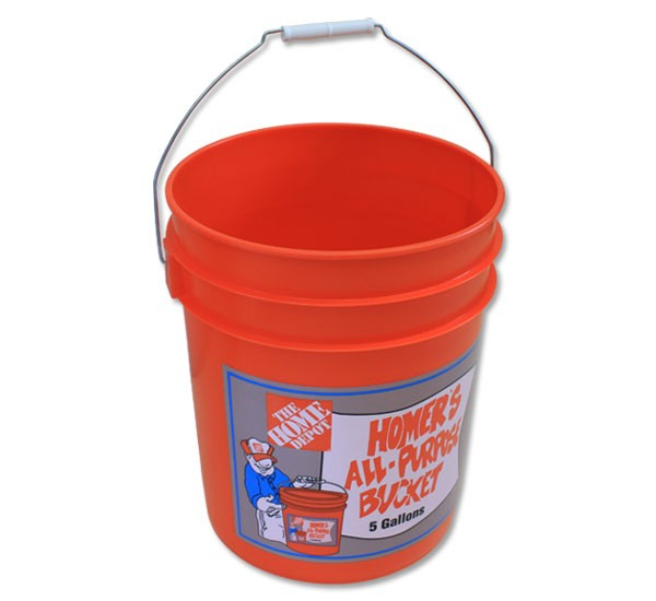 Home Depot Bucket Mooneyes English Edition
