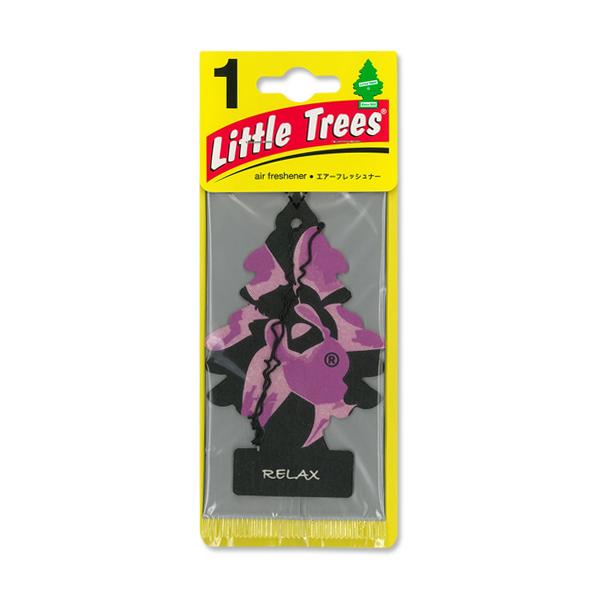 Little Tree Paper Air Freshener Relax (Sentiment)