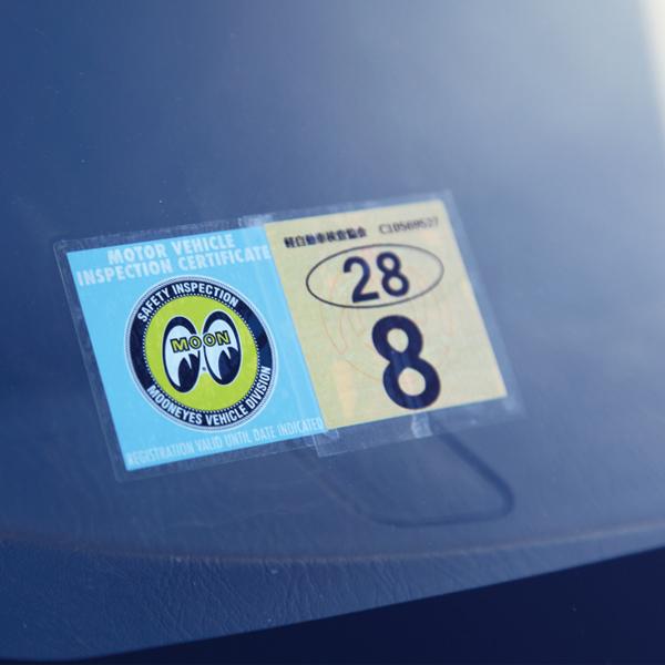 HOT ROD Sticker AUTOLITE SPARK Sticker 4inch