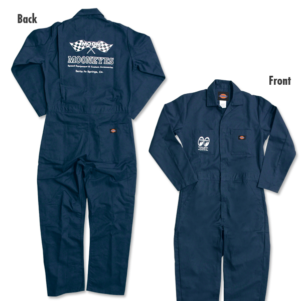 MOON Coverall (Long Sleeve)