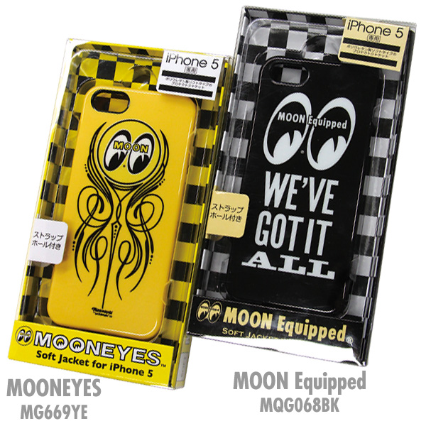 Photo4: MOONEYES Soft Jacket for iPhone 5/5s