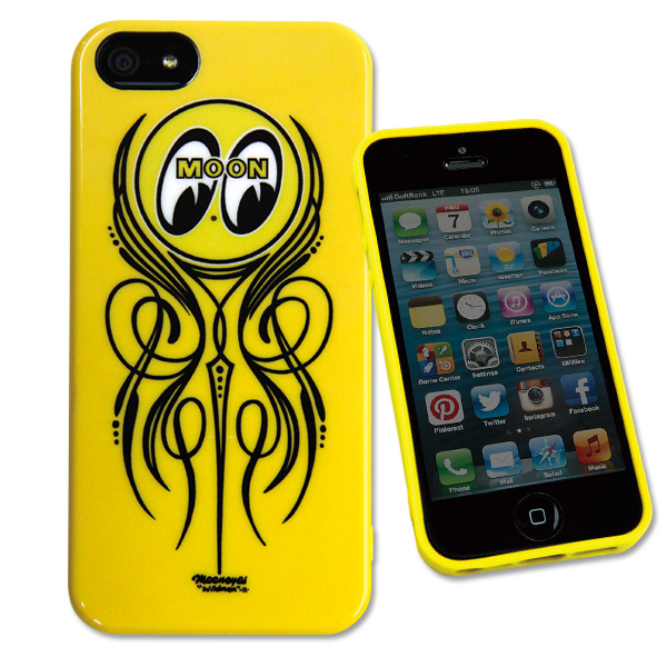 Photo1: MOONEYES Soft Jacket for iPhone 5/5s