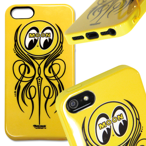 Photo2: MOONEYES Soft Jacket for iPhone 5/5s