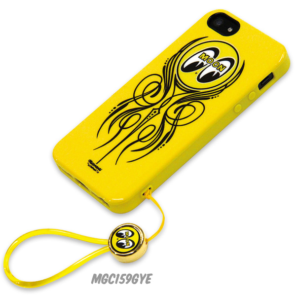 Photo3: MOONEYES Soft Jacket for iPhone 5/5s