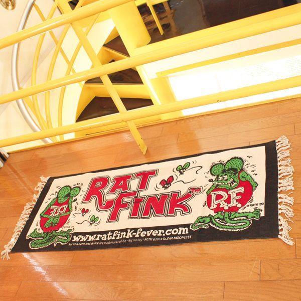 Rat Fink Long Mat
