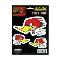 Stick-Onz Decal -  Clay Smith