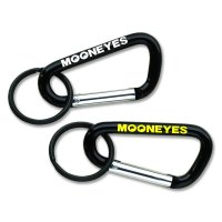 MOONEYES Big Carabiner Key Ring Medium