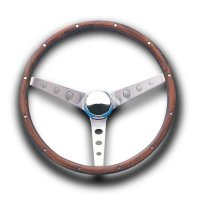 Grant Classic Ford Model Wood Steering Wheel 37cm