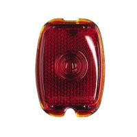 Old School Tail Lamp Lens Only
