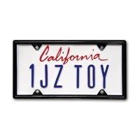 USA Custom Order License Plate - California Script