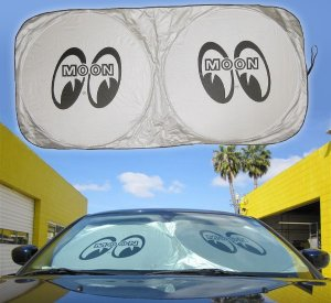 Photo3: MOON Car Sunshade