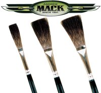 MACK Jet Stroke Brushes