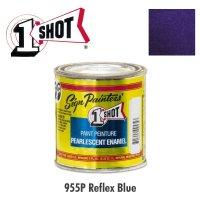 Reflex Blue 955P - 1 Shot Paint Pearlescent Enamels