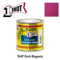 Dark Magenta 964P - 1 Shot Paint Pearlescent Enamels