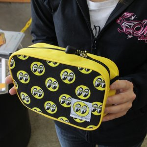 Photo3: MOON Shoulder Pouch