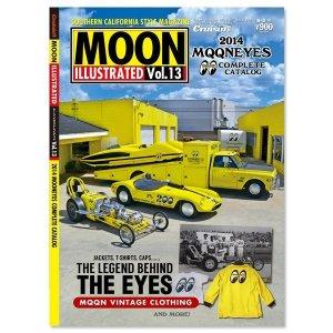 Photo1: Moon Illustrated Magazine Vol. 13