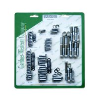 S/B Chevy Chrome Plated engine bolt set