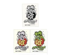 Rat Fink Made in USA Sticker