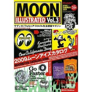 Photo1: Moon Illustrated Magazine Vol. 3