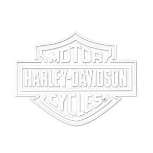 Photo1: Die Cutz Decal HARLEY-DAVIDSON