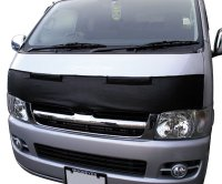 MOONEYES Hood Guard Bra for 200 Series HIACE