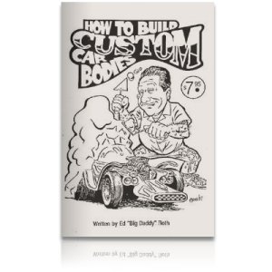 Photo1: Ed Roth Book How To Build Car Body