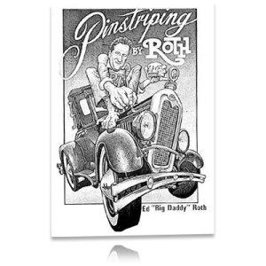 Photo1: Ed Roth Book Pinstriping By Roth