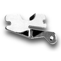 Chrome  Air Conditioning Bracket