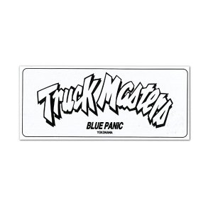 Photo1: BLUEPANIC Truck Masters Sticker