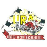 HOT ROD Sticker URA UNITED RACING ASSOCIATION Sticker