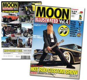 Photo1: Moon Illustrated Magazine Vol. 4