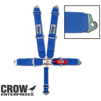 Standard latch & Link CROW Seat Belt  (Bolt in Mount)    (CROW1104)