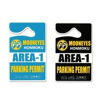 MOONEYES Area-1 Parking Permit