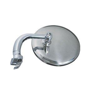 Photo1: Peep Mirror Arm angle Mirror surface Diameter 100mm
