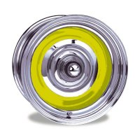 Bullet Steel Wheel Chrome/Bare