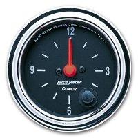 Performance Traditional  Gauge Clock  (Quartz clock)