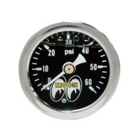 Direct Mount Fuel/Oil Pressure Gages  (0-60psi)