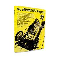 MOONEYES DRAGSTER Binder