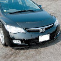 HONDA CIVIC Hybrid 2005/9- US Genuine Hood Guard Bra