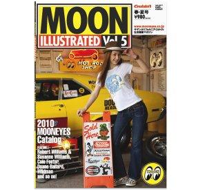 Photo1: Moon Illustrated Magazine Vol. 5